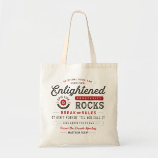 Enlightened Prosperity Rocks Tote