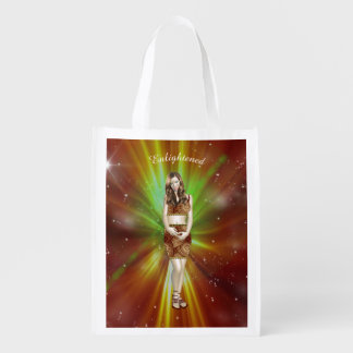 Enlightened Reusable Grocery Bag