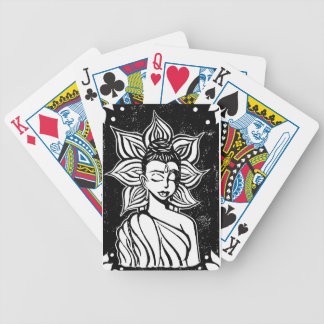 Enlightenment Bicycle Playing Cards