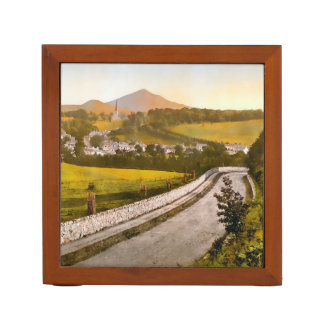 Enniskerry County Wicklow Ireland Desk Organizer