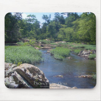 Eno River, North Carolina Mouse Pad