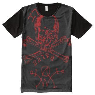 Enochian Death Angel Skull