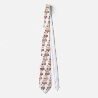 Enraged Fat Man Tie