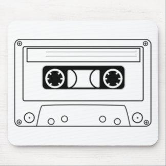 Enregistreur à cassettes tapis de souris