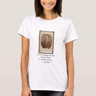 Enrico Giuseppe Giovanni Arrigo Boito T-Shirt