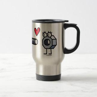 Enrosque Travel Mug