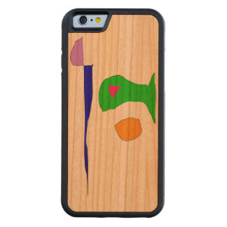 Ensemble Carved Cherry iPhone 6 Bumper Case