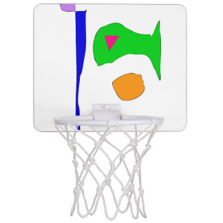 Ensemble Mini Basketball Hoop