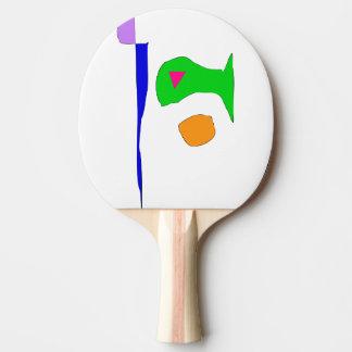 Ensemble Ping Pong Paddle