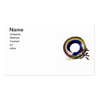 Enso, Aperature of Courage Pack Of Standard Business Cards