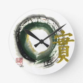 Enso, Honest Round Clock
