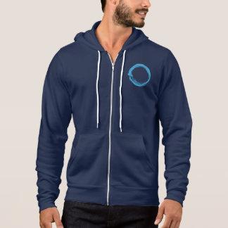 ENSO Hoodie in Blue