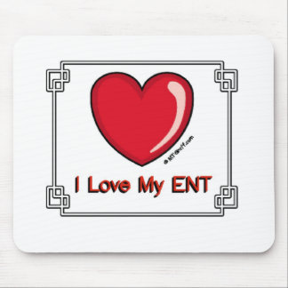 ENT doctor Mouse Pad