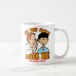ENT Doctors Coffee Mug