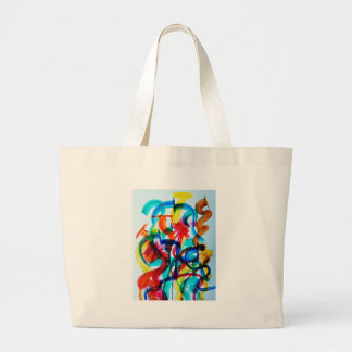 Entangled Large Tote Bag