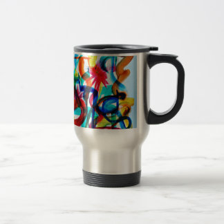 Entangled Travel Mug