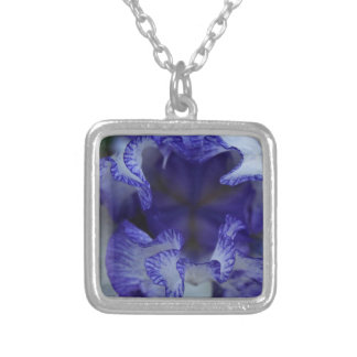 Entangled Wishes Silver Plated Necklace