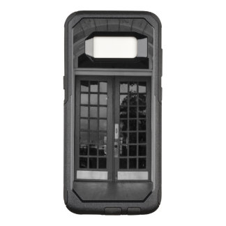 Enter If You Dare Grayscale OtterBox Commuter Samsung Galaxy S8 Case
