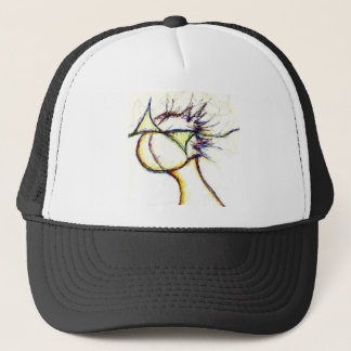 Enter the Fire Mind by: Luminosity Trucker Hat