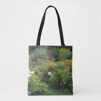 Enter the Late Summer Gardens! Tote Bag