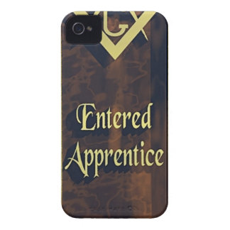 Entered Apprentice iPhone 4 Case-Mate Case