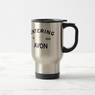 Entering Avon Stainless Steel Travel Mug
