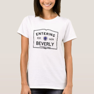Entering Beverly T-Shirt