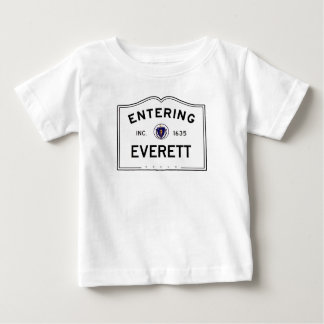 Entering Everett Baby T-Shirt