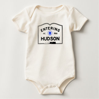 Entering Hudson Baby Bodysuit