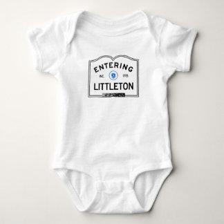 Entering Littleton Baby Bodysuit