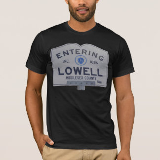 ENTERING LOWELL T-Shirt