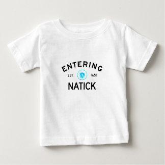 Entering Natick Baby T-Shirt