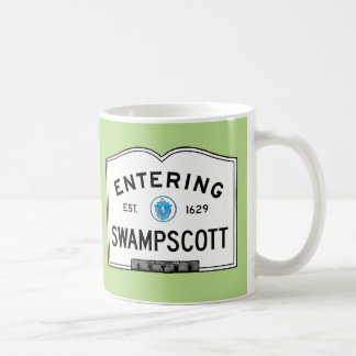 Entering Swampscott Coffee Mug