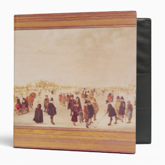 Entertainment on the Ice 3 Ring Binder