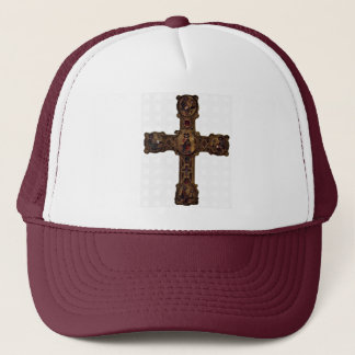 Enthroned Christ And The Four Evangelists (Medalli Trucker Hat