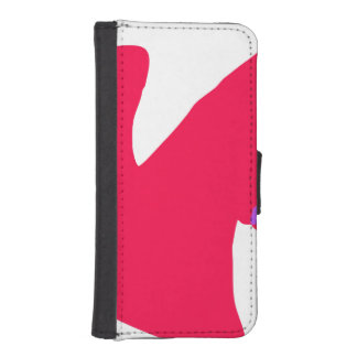 Enthusiasm iPhone SE/5/5s Wallet Case