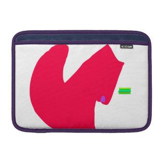 Enthusiasm Sleeve For MacBook Air