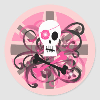 Entice~ Round Sticker