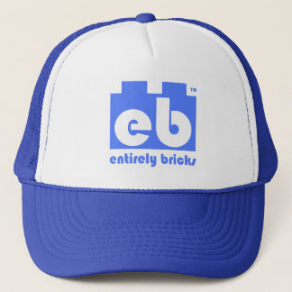 Entirely Bricks Trucker Hat