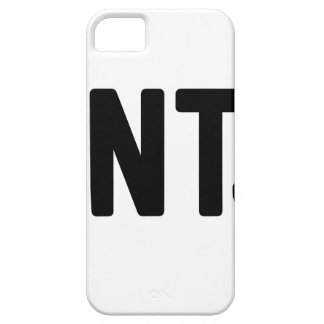 ENTJ iPhone 5 COVERS