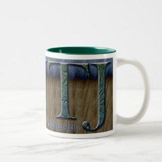 ENTJmug Two-Tone Coffee Mug