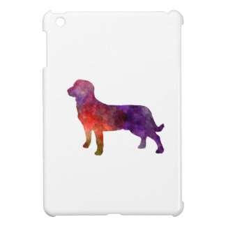 Entlebuch Cattle Dog in watercolor iPad Mini Cases