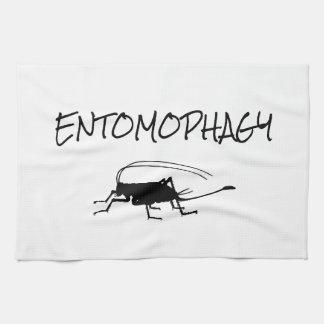 """ENTOMOPHAGY Kitchen Towel 16"""" x 24"""""""