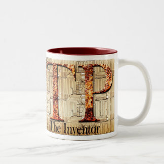 ENTPmug Two-Tone Coffee Mug