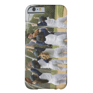 Entraîneur avec l'équipe de baseball coque iPhone 6 barely there
