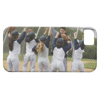 Entraîneur avec l'équipe de baseball coques Case-Mate iPhone 5