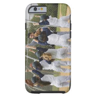 Entraîneur avec l'équipe de baseball coque iPhone 6 tough