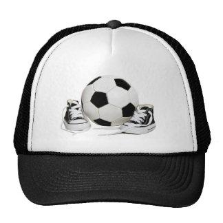 Entraîneur du football casquettes de camionneur