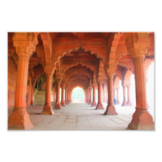 Entrance to a Palace in India Photo Print