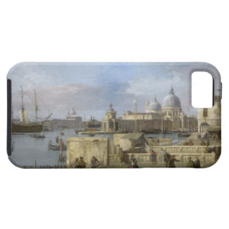 Entrance to the Grand Canal by Canaletto iPhone 5 Cover